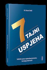 Naslovnica knjige: 7 tajni uspjeha