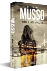 Naslovnica knjige: Djevojka iz Brooklyna