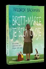 Naslovnica knjige: Britt-Marie je bila ovdje