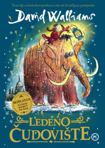 Naslovnica knjige: Ledeno čudovište
