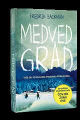 Naslovnica knjige: MEDVEDGRAD