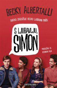 Naslovnica knjige: S ljubavlju, Simon