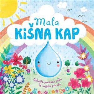 Naslovnica knjige: Mala kišna kap