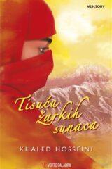 Naslovnica knjige: Tisuću žarkih sunaca