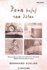 Naslovnica knjige: Žena kojoj sam čitao