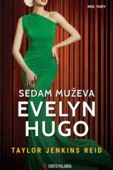 Naslovnica knjige: Sedam muževa Evelyn Hugo