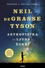 Naslovnica knjige: Astrofizika za ljude u žurbi