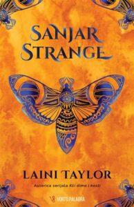 Naslovnica knjige: Sanjar Strange