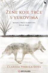 Naslovnica knjige: Žene koje trče s vukovima
