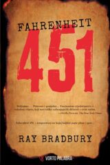 Naslovnica knjige: Fahrenheit 451