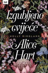 Naslovnica knjige: Izgubljeno cvijeće Alice Hart