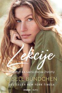 Naslovnica knjige: Lekcije: Moj put ka smislenom životu