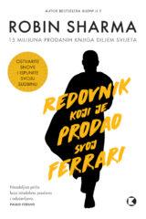Naslovnica knjige: Redovnik koji je prodao svoj Ferrari