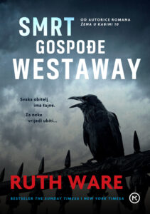 Naslovnica knjige: Smrt gospođe Westaway