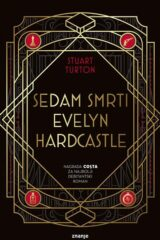 Naslovnica knjige: Sedam smrti Evelyn Hardcastle