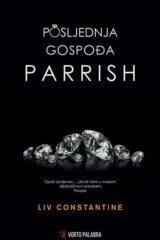 Naslovnica knjige: Posljednja gospođa Parrish