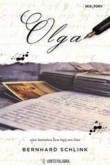 Naslovnica knjige: Olga