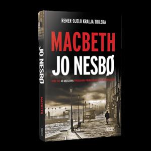 Naslovnica knjige: Macbeth