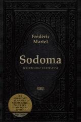 Naslovnica knjige: SODOMA