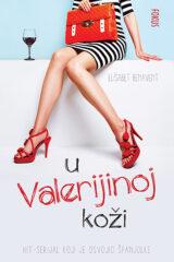 Naslovnica knjige: U Valerijinoj koži
