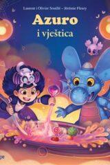 Naslovnica knjige: Azuro i vještica