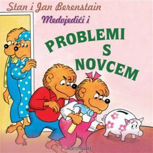 Naslovnica knjige: Medvjedići i problemi s novcem