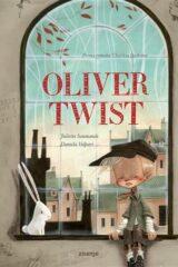 Naslovnica knjige: Oliver Twist