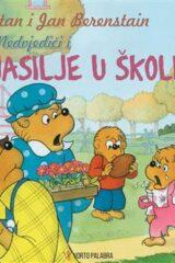 Naslovnica knjige: Medvjedići i nasilje u školi