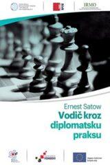 Naslovnica knjige: Vodič kroz diplomatsku praksu