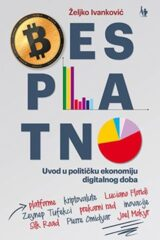Naslovnica knjige: Besplatno – Uvod u političku ekonomiju digitalnog doba