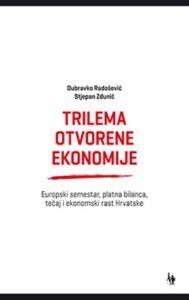 Naslovnica knjige: Trilema otvorene ekonomije