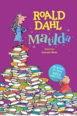 Naslovnica knjige: Matilda