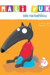 Naslovnica knjige: Mali Vuk ide na kahlicu