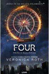Naslovnica knjige: Four: Priče o Različitima