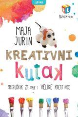 Naslovnica knjige: Kreativni kutak
