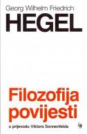 Naslovnica knjige: Filozofija povijesti