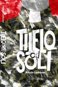 Naslovnica knjige: Tijelo od soli