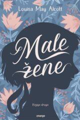 Naslovnica knjige: Male žene – knjiga druga