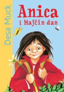 Naslovnica knjige: Anica i Majčin dan