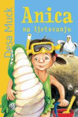 Naslovnica knjige: Anica na ljetovanju
