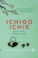 Naslovnica knjige: Ichigo Ichie