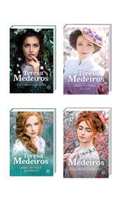 Naslovnica knjige: Komplet Terese Medeiros