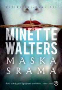 Naslovnica knjige: Maska srama