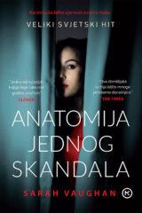 Naslovnica knjige: Anatomija jednog skandala