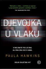 Naslovnica knjige: Djevojka u vlaku – džepno izdanje