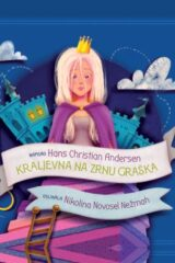 Naslovnica knjige: Kraljevna na zrnu graška
