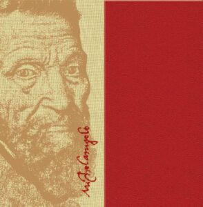 Naslovnica knjige: Pretprodaja: Michelangelo