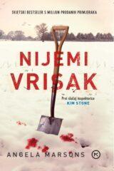Naslovnica knjige: Nijemi vrisak – džepno izdanje