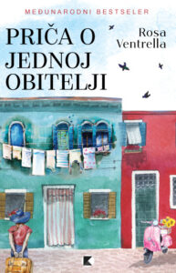 Naslovnica knjige: Priča o jednoj obitelji