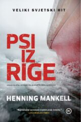 Naslovnica knjige: Psi iz Rige – džepno izdanje